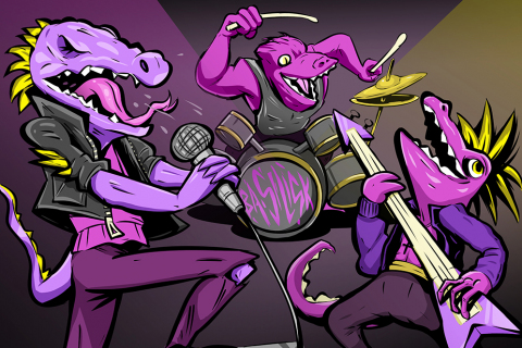 Lizard Virtual Band