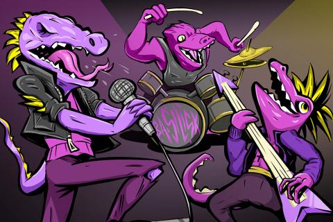 Lizard Virtual Band